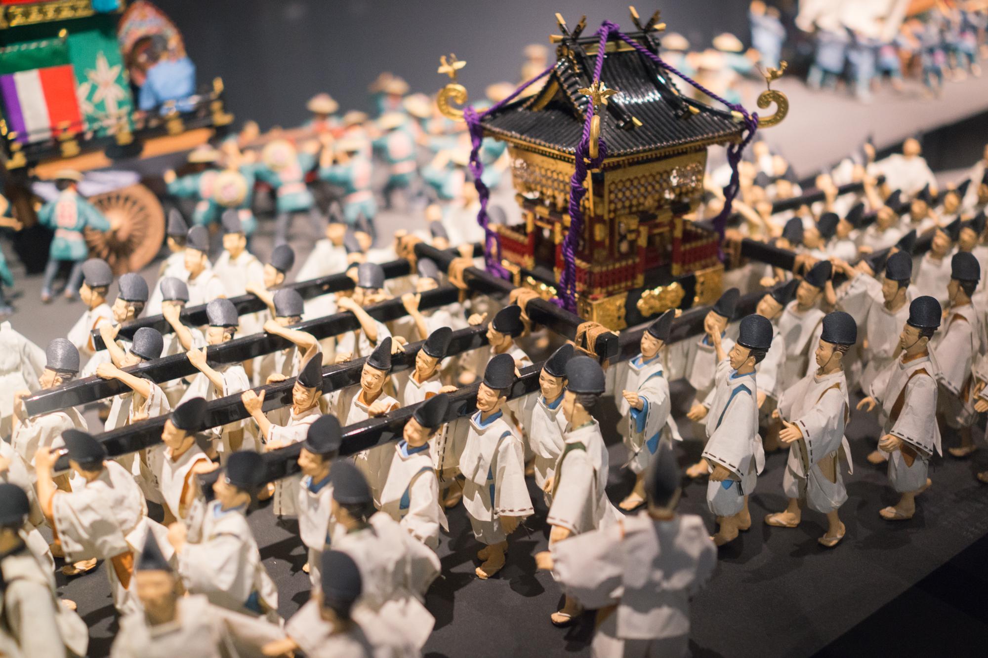 Kanda Myojin Procession