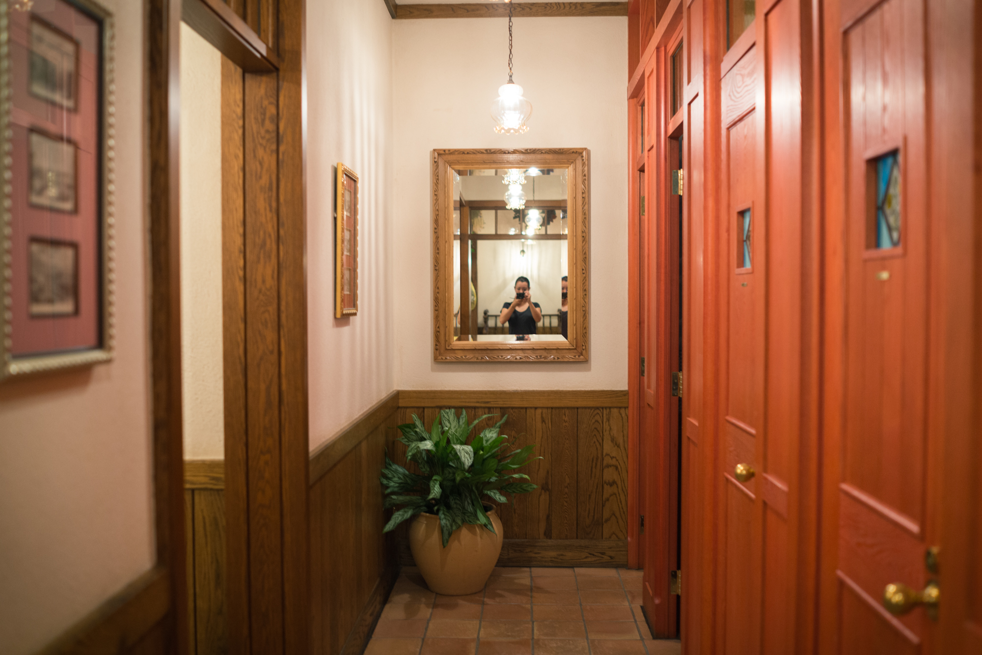 Bathroom in Ghibli Museum