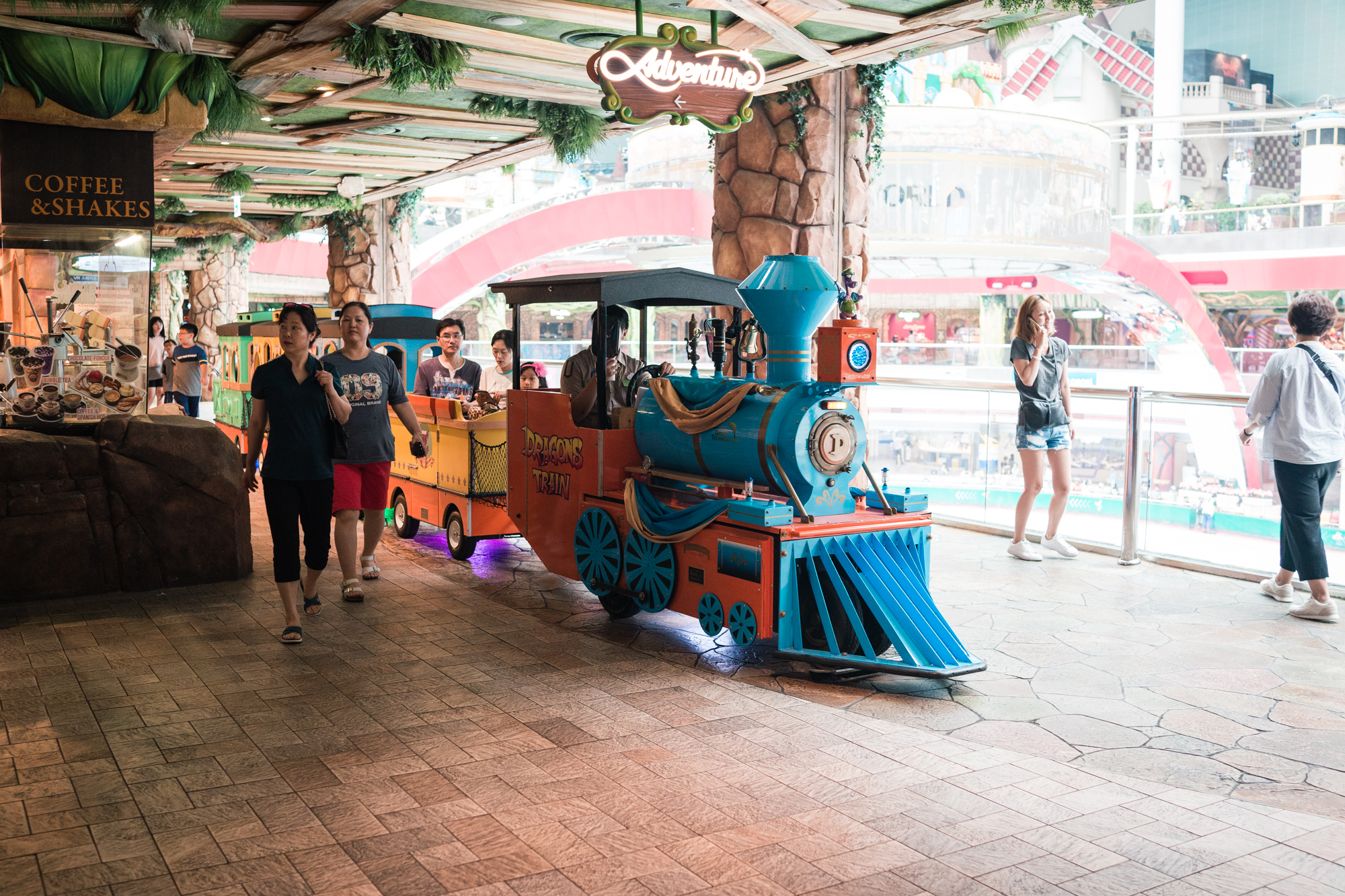 Lotte World Train