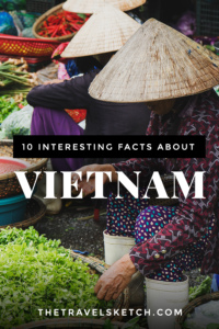 Vietnam is an incredible country, from places like Hanoi to Hoi An to Saigon.