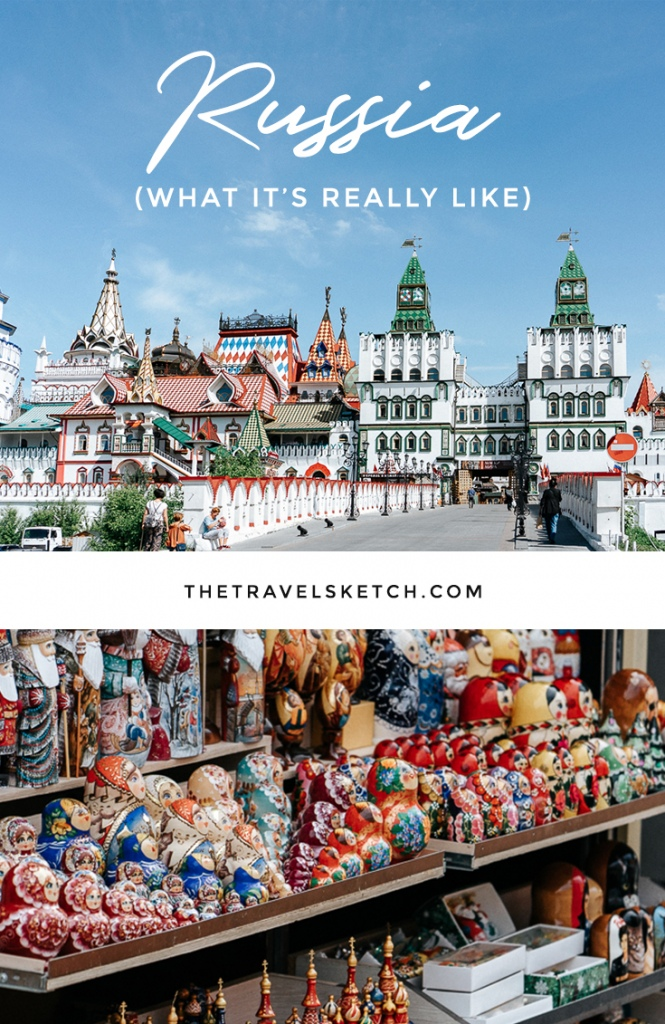 There are so many misconceptions and mysteries surrounding Russia. Learn about what it's REALLY like to travel here!