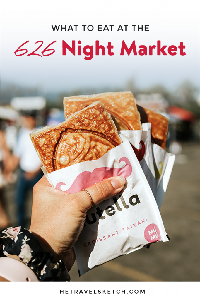 Check out all the best vendors at the 626 Night Market!