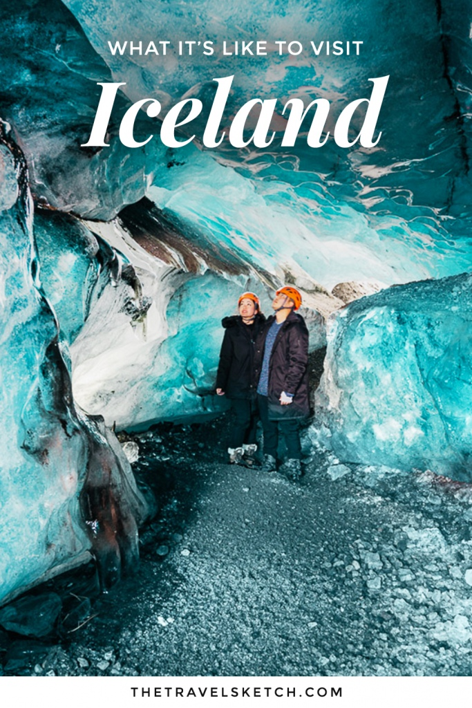 Visiting Iceland in Winter? Check out these must-see stops on the Ring Road's south coast!